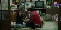 이준-고아성, 집에서 애정행각 벌이다 발각 28회 20150526