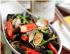 붉은조개 홍합(紅蛤)의 맛과 영양