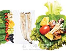 김밥, 피자 등 이색 쌈 요리