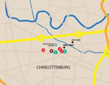 [베를린]의 시간 여행자를 위한 지도