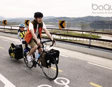 아이와 함께하는 자전거 라이프스타일 - 캠핑 편
