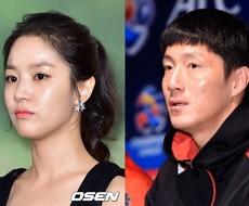 """손성윤 측 """"김진규와 이미 1년 전 결별..당혹스러워"""""""