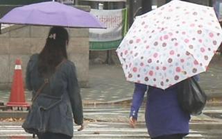 일요일 태풍 간접 영향..제주도·남해안 강풍