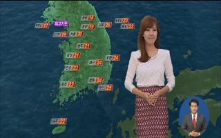 [날씨] 낮 기온 온화해요..늦은 오후부터 비 조금