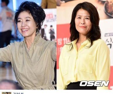 김부선, 사과글 이어 황석정 비난글까지 모두 삭제
