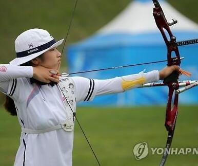 한국, 리커브 5개 전종목 결승진출