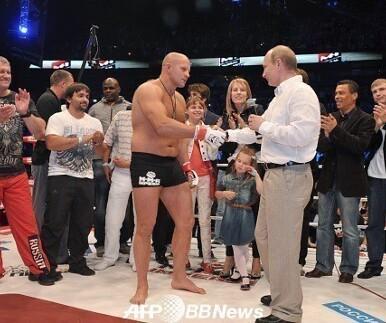 표도르 UFC 진출? 베르둥에 설욕희망