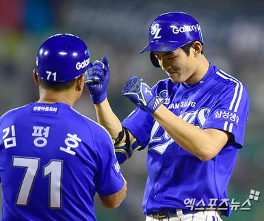 구자욱-박석민의 뜨거웠던 7월
