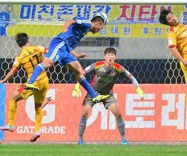 김신욱의 머리로 승리 이룬 울산